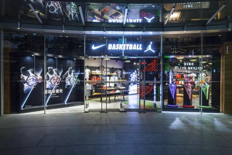 扎根大中华区 nike培育篮球文化图片