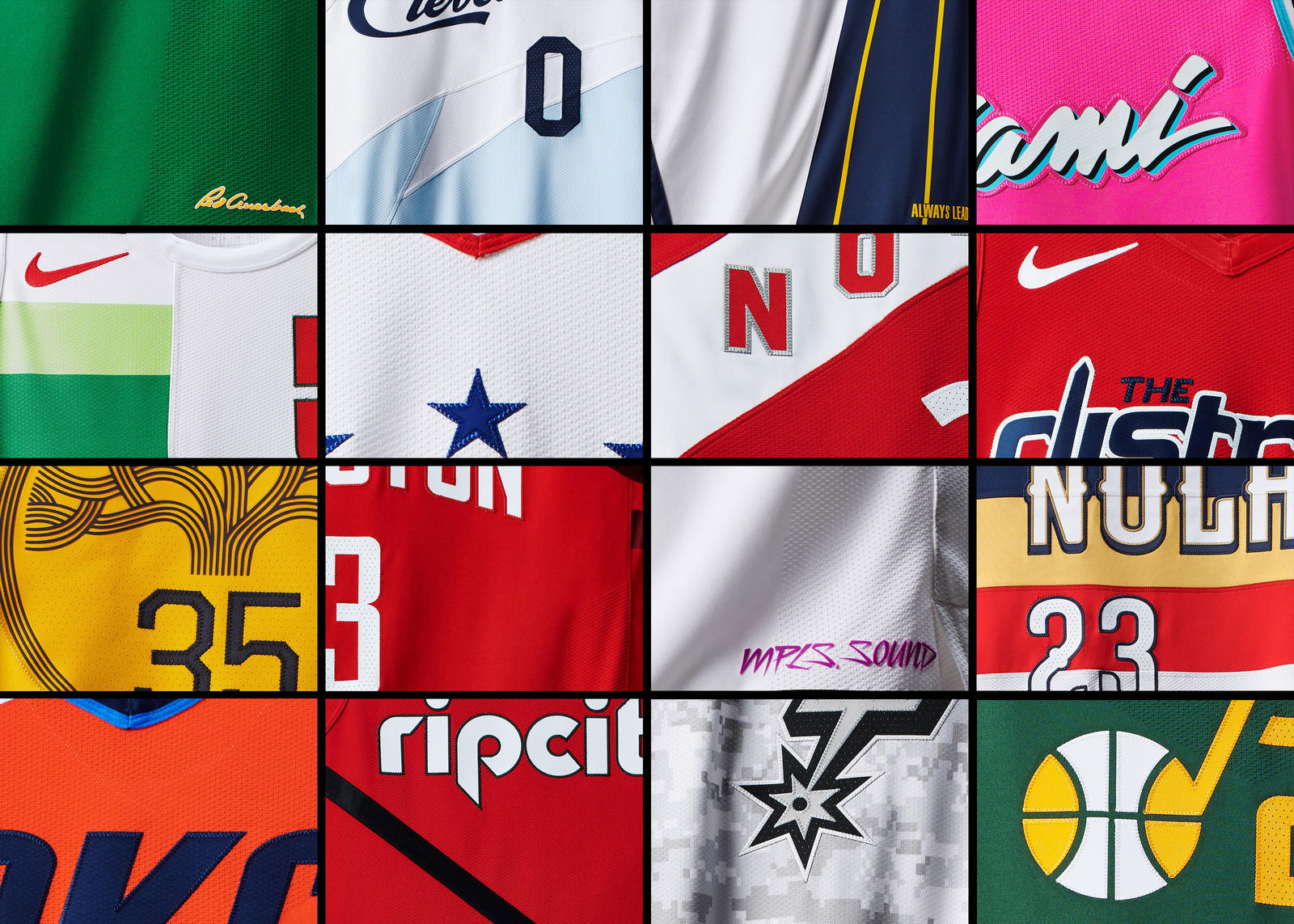 【新聞】NBA榮耀版球衣 只有限定球隊才有!