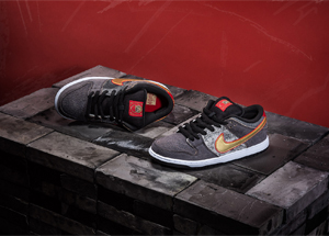 NIKE SB推出NIKE DUNK LOW PREMIUM SB QS滑板鞋