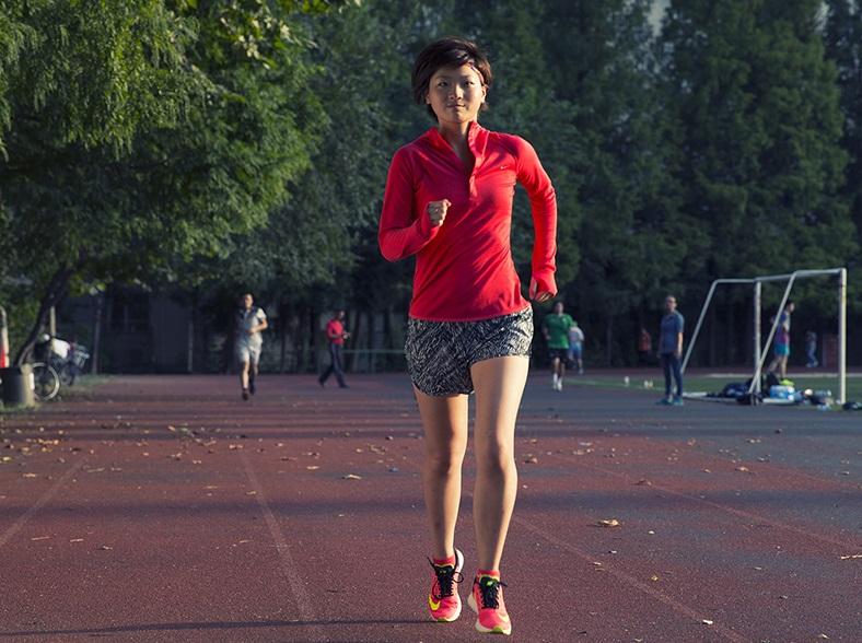耐克领跑员袁璟:以跑步之名创造正能量小世界