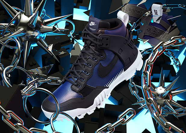 NIKELAB X UNDERCOVER SFB JUNGLE DUNK
