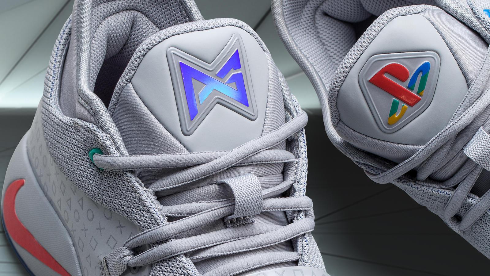 7e1586af29ea 耐克篮球推出Nike PG 2.5 x PlayStation